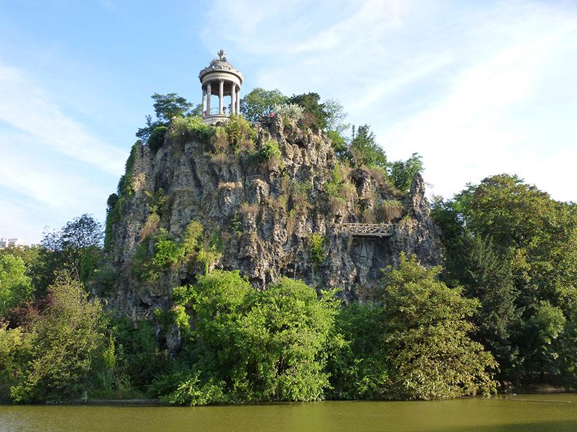 Visite guidée du Parc des Buttes Chaumont