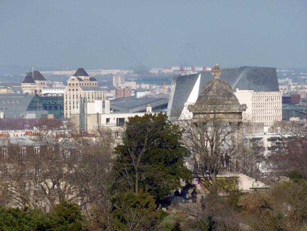 Balade naturaliste autour de belles vues parisiennes