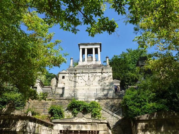 Visite guidée du cimetière du Père Lachaise - Balades aux