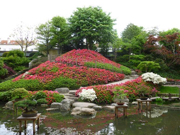 Visite Guidee Du Jardin Albert Kahn Balades Aux Jardins