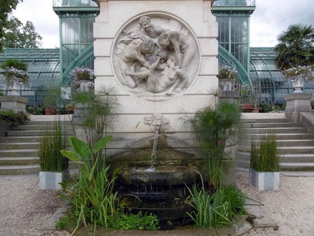 Visite du jardin des serres d'Auteuil