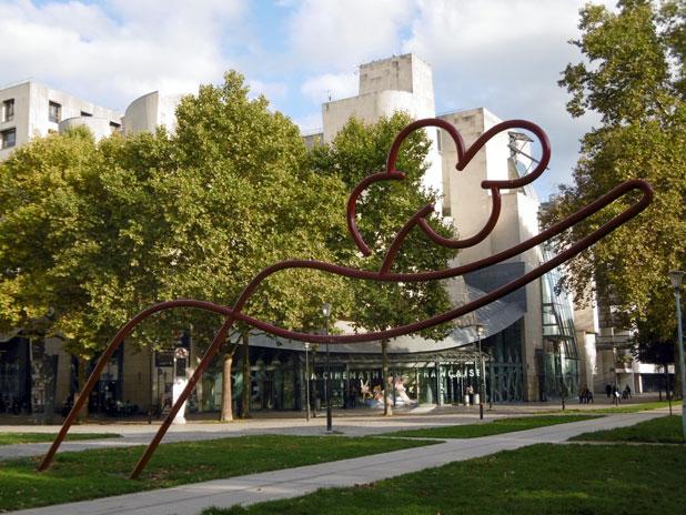 Visite guidée du Jardin de Bercy