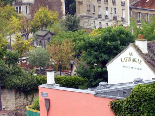 Balade naturaliste dans le quartier de Montmartre