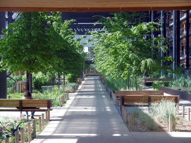 balade naturaliste dans le quartier de la chapelle balades aux jardins. Black Bedroom Furniture Sets. Home Design Ideas